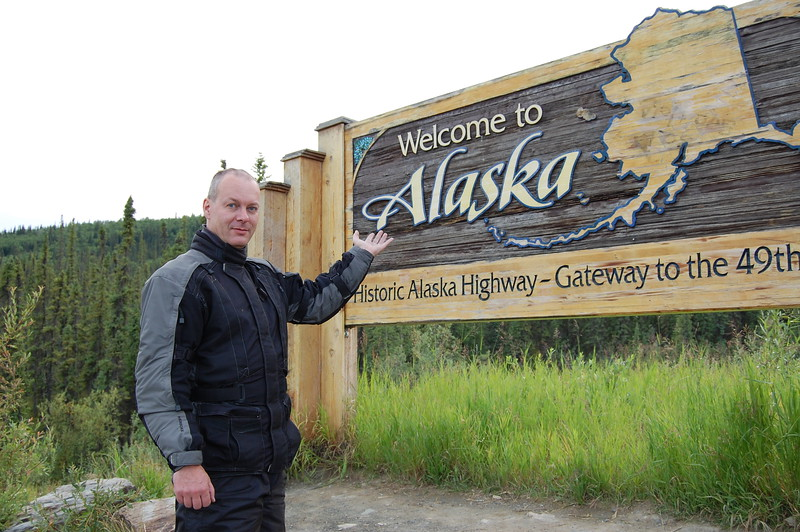 St. Albert to Alaska